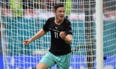 Euro 2020: borna cu care meciul de la Bucuresti va ramane mereu in istoria competitiei continentale