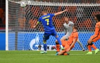 Euro 2020: ce nebunie de meci a fost la Amsterdam! Spectacol total cu Olanda si Ucraina. S-a dat si cel mai frumos gol al turneului