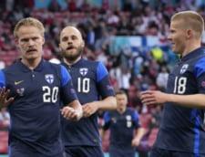 Euro 2020: inca o lovitura pentru Danemarca, dupa cazul Eriksen. Cum s-a terminat meciul cu Finlanda