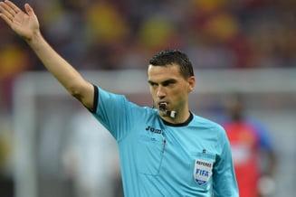Euro 2020: primul meci de la turneul final arbitrat de o brigada din Romania