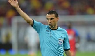 """Euro 2020: s-a stabilit al doilea meci arbitrat de Ovidiu Hategan la turneul final. Romanul va """"fluiera"""" o mare favorita"""