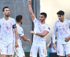 """Euro 2020, sferturi: Elvetia a ajuns la penalty-uri de departajare cu Spania. Cum s-a incheiat """"loteria"""""""
