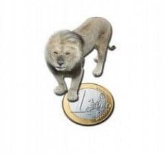 Euro atinge pragul de 4,7 lei pana la sfarsitul anului