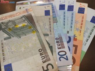 Euro creste necontenit. De mai mult de o saptamana doboara maxim dupa maxim