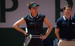 EuroSport o ironizeaza pe Simona Halep dupa parcursul dezamagitor de la Roland Garros