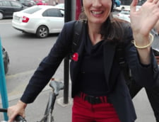 Euronews: Clotilde Armand, frantuzoaica ce vrea sa schimbe fata politicii din Romania
