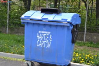 Euronews scrie despre gestionarea deseurilor la noi in tara: Romania, cosul de gunoi al Europei
