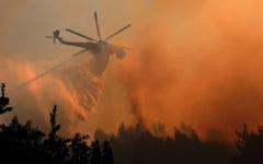 Europa, parjolita de incendii (Galerie foto)