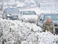 Europa, ravasita de iarna: 17 morti in Polonia, inundatii in Marea Britanie, valori extreme in Germania (Video)