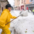 Europa, ravasita de vremea extrema. Tornada in Cehia, munti de grindina in Franta si inundatii in Germania VIDEO