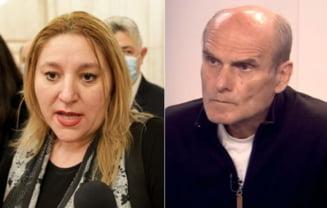 """Europa FM, """"atenţionată"""" de CNA după ce Cristian Tudor Popescu a numit-o """"Cascada Urlătoarea"""" pe Diana Şoşoacă"""