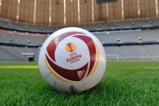 Europa League: Rezultatele inregistrate in 16-imi si programul optimilor