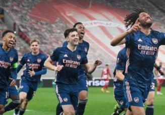 Europa League, optimi: Arsenal, Roma si Ajax, ca si calificate in sferturi. Toate rezultatele