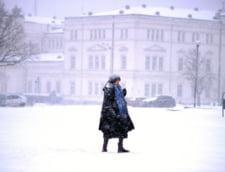 Europa nu scapa de iarna - trafic blocat, scoli inchise si prognoza e sumbra (Galerie foto)