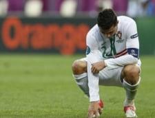 """Europa rade de Cristiano Ronaldo dupa o ratare de proportii: """"Ce idiot!"""" (Video)"""