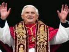 Europarlamentari romani, primiti in audienta la Papa Benedict