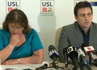 Europarlamentarii USL ies la atac: Cer demisia Monicai Macovei din Parlamentul European
