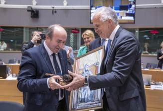 """Europarlamentarii il intreaba pe Toader despre ordonantele date, el le explica """"statul de drept"""": CCR extrage veninul din legi"""