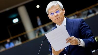 Europarlamentarul Dacian Ciolos anunta ca USR PLUS va pune in aplicare rezultatele referendumului din 2009: Parlament unicameral cu 300 de alesi