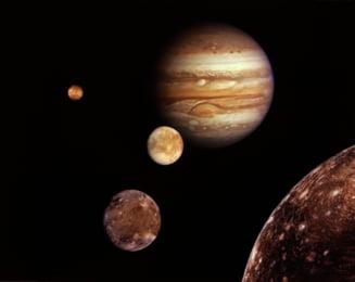 Europenii vor lansa o misiune spatiala spre Jupiter, de 1 miliard de euro