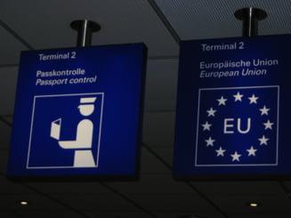 Europenii vor sa renunte deja la Schengen - noi nici n-am apucat sa intram