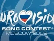 Eurovision 2009: 33 de tari si-au anuntat reprezentantii; Romania pe locul 25