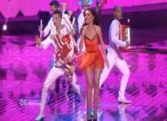 Eurovision 2012: Mandinga s-a calificat in finala
