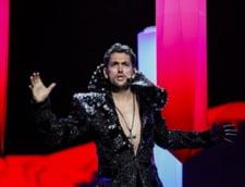 """Eurovision 2013: Ouatu, in presa externa - de la """"fara rival"""", la """"Dracula de la circ"""""""