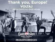 Eurovision 2015: Voltaj, prilej de glume internationale. Cu cine ar fi semanat Calin Goia
