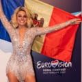 Eurovision 2021: Romania nu, Moldova da. Cine e blonda sexy care s-a calificat in finala. A fost parasita de tatal copilului ei VIDEO