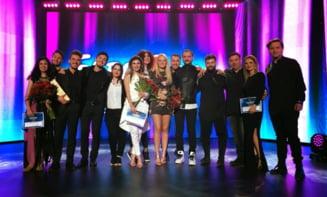 Eurovision Romania: The Humans, Teodora Dinu si Dora Gaitanovici au castigat a cincea semifinala