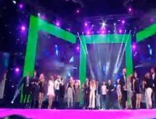 Eurovision finala deschidere