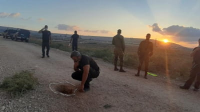 Evadare spectaculoasă în Israel. Șase deținuți considerați extrem de periculoși au scăpat dintr-o închisoare de maximă siguranță după ce au săpat un tunel