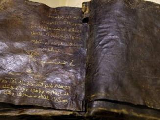 Evanghelia lui Barabas - manuscrisul care poate zgudui din temelii lumea crestina (Video)