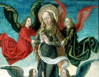Evanghelia pierduta: Fecioara Maria era Maria Magdalena, sotia lui Iisus. Au avut 2 copii