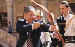 Eveniment / Ambasadorul Chinei in judetul Hunedoara