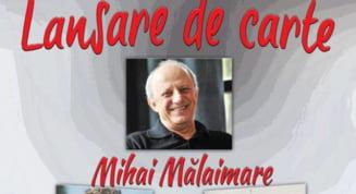 Eveniment cultural important la Deva: Mihai Malaimare isi va lansa cartile Caleasca aurita si Statuia vivanta