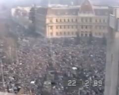Eveniment de comemorare la Brasov a eroilor Revolutiei: Daca vor sacrificii, o mai facem o data!