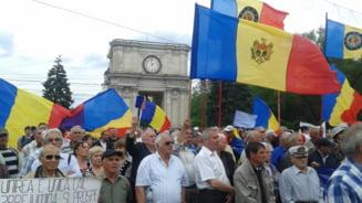 Eveniment inedit, duminica: Marea Adunare Nationala pentru unirea R.Moldova cu Romania