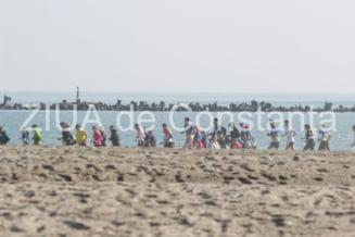 Eveniment international la Mamaia S-a dat startul inscrierilor la editia a saptea a Maratonului Nisipului