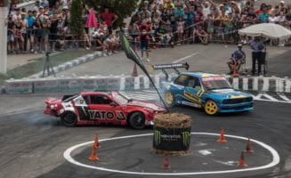Eveniment sportiv spectaculos in Bucuresti, in jurul Arenei Nationale