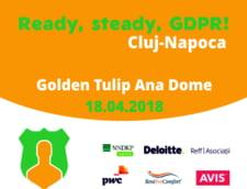 Evenimentul Ready, steady, GDPR ajunge la Cluj-Napoca: provocari si solutii in procesul de adaptare la noile modificari