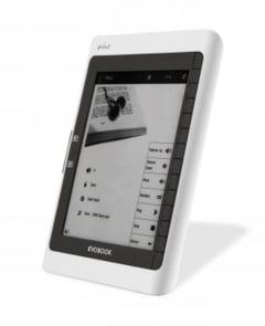 Evolio lanseaza primul eReader romanesc, Evobook