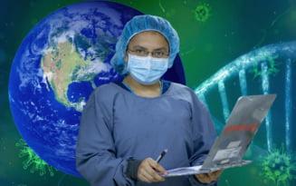 Evolutia pandemiei de coronavirus, in Romania, de la inceputul lunii septembrie. Cate recorduri au fost inregistrate