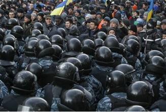 Evreii din Ucraina cer Israelului sa trimita forte de securitate pentru a-i apara