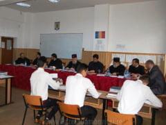 Examen de atestare a cunostintelor, la Seminarul Teologic Targoviste