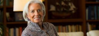 "Exasperata de greci, sefa FMI cere un dialog ""cu adulti in sala"""