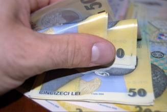 Excedentul bugetar a crescut cu peste 5.000 la suta, in ianuarie