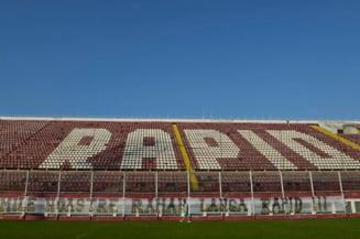 Excluderea Rapidului din Liga 1 poate declansa un scandal urias in fotbalul romanesc