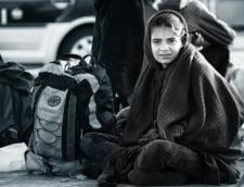 Exclusiv Dramele si chipurile refugiatilor - Fotoreportaj din mijlocul imigrantilor
